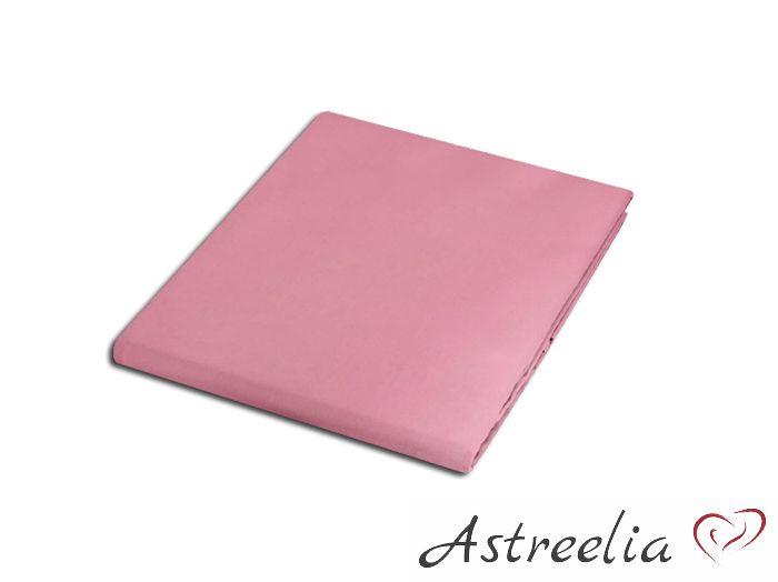 Satiinist voodilina roosa ilma kummita