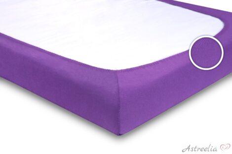 Kummiga voodilina Lavendel