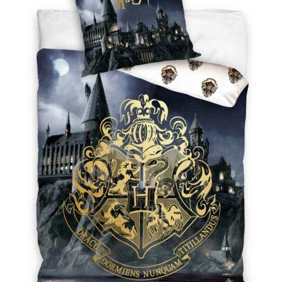 Harry Potter 019 Puuvillane laste voodipesukomplekt