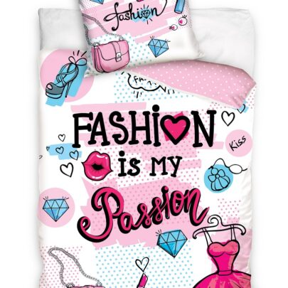 Puuvillane voodipesukomplekt 160x200 cm Fashion