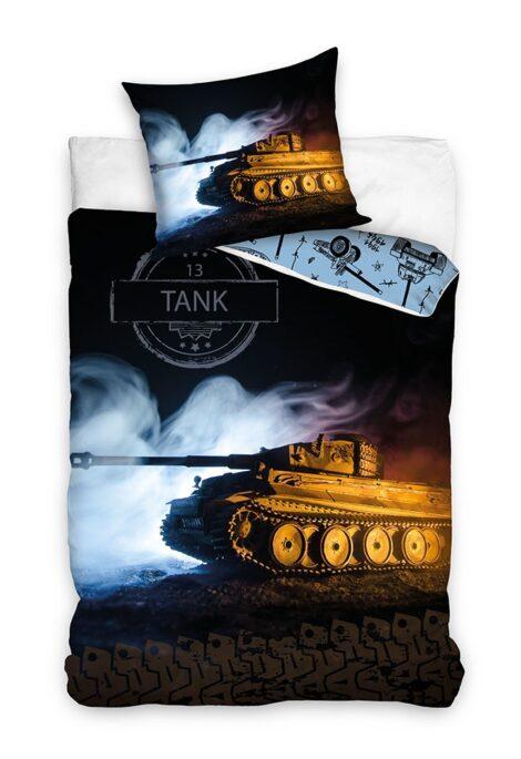 Laste voodipesukomplekt Tank 001