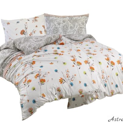 "Puuvillane voodipesukomplekt 200×220 cm, 3-osaline ""Adalia"""