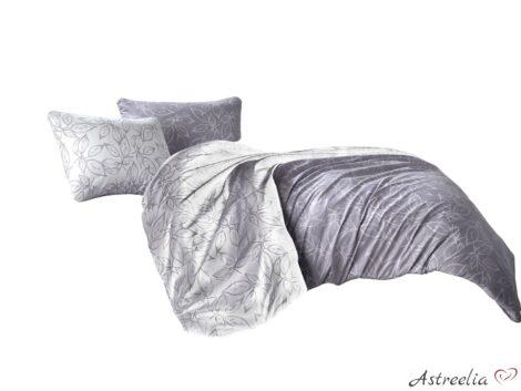 "Puuvillane voodipesukomplekt 200×220 cm, 3-osaline ""Flores"""