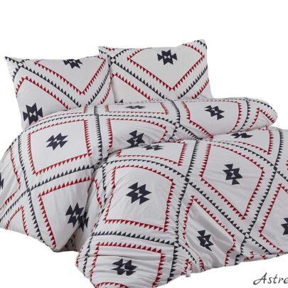 """Puuvillane voodipesukomplekt 200×220 cm, 3-osaline """"Kilim"""""""