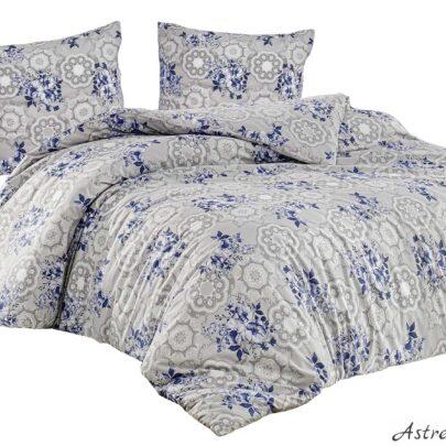 """Комплект постельного белья 200×220 см, из 3 частей """"Linda"""""""