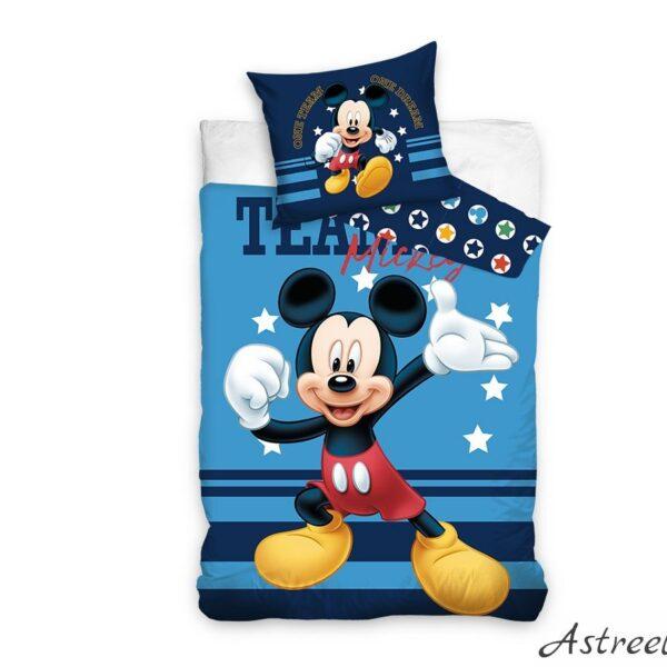 Children bedding set 140×200 cm - Team Mickey